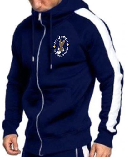 track suit cbe logo
